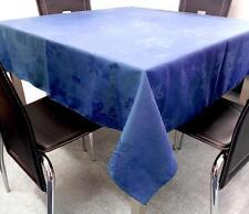 Cotton Blend Unbranded Rectangular Tablecloths