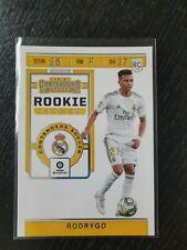 Panini Chronicles 2019-2020 Contenders Rookie Ticket Real Madrid RODRYGO