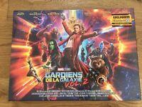 Coffret Prestige Blu-ray 3D Les Gardiens de la Galaxie 2 + Livre Marvel - RARE