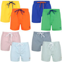 New Mens Tokyo Laundry Branded Classic Soft Swim Shorts With Pockets Size S-XXL