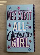 All-American Girl By Meg Cabot (2003) PB