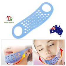 V Face Chin Cheek Lift Up Extension-type Face Slimming Mask Thin Belt Strap Band