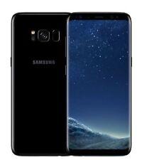 Samsung Galaxy S8 - 64GB - Black (Unlocked) Smartphone Fast Shipping(A)