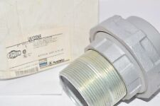 NEW, EGS, Appleton, UNY200NR, 2'' Threaded Metal Conduit, Mall Iron, UNY, Unions