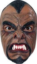 New de Halloween Aterrador Hombre Lobo LOBO LOBO Máscara De Látex Halloween Terror con los dientes