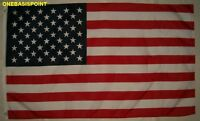 3'x5' USA Flag Old Glory American Outdoor Banner United States Stars Stripes 3x5