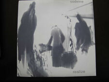 "CODEINE / REALIZE / 7"" / CLEAR / SUB POP / 1992 / UNPLAYED / BITCH MAGNET"