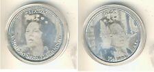 Niederlande 10 Euro 2005 Beatrix 25 Jahre Regierungsjubiläum PP (M00332)