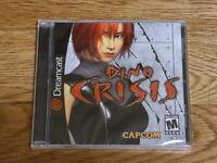 Super Rare SEGA Dreamcast Dino Crisis NTSC-US Sealed Brand New Collector's Item