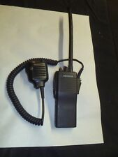 Kenwood TK-190-1 TK-190 29.7-37 MHz Low Band Two Way Radio with Speaker Mic