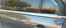 2006 2007 2008 2009 LINCOLN ZEPHYR MKZ LEFT REAR DOOR CHROME MOLDING