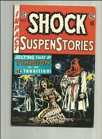 EC Classic Reprints #8 Shock Suspenstories 6 1974 Horror East Coast comix US