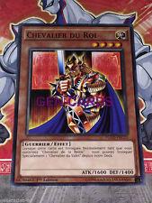 Carte YU GI OH CHEVALIER DU ROI YGLD-FRC15 x 3