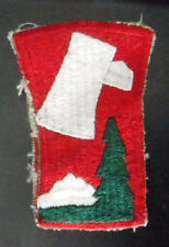 WW2 70TH INFANTRY DIVISION Military Patch Very Old