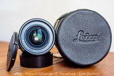 Leica Super Elmar-M Asph. 21mm f/3.4