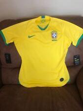 Nike Brasil CBF Mulheres Guerreiras Do Brasil Nwt Size M Women's