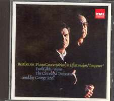 BEETHOVEN - Piano Concerto 5 / Piano Variations - Emil GILELS / George SZELL EMI