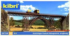 Kibri 39704 ( 9704 ) H0 - Müngstertal Stahlbrücke Viadukt NEU & OvP