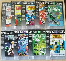 DC Silver Age Classics Reprints 9 Comic Set  ALL KEY ISSUES