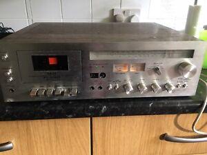 Akai AC-3500L Hifi Stereo Music Center Record Player Tape Deck Radio Vintage