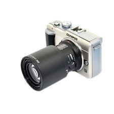 Lens hood Shade for Olympus M.ZUIKO DIGITAL ED 60mm f2.8 Macro Lens as LH-49 JJC