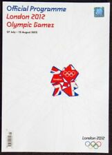 London 2012 Olympics Official Programme, 27 July - 12 August 196 pages