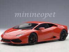 AUTOart 74601 LAMBORGHINI HURACAN LP610-4 1/18 DIECAST ROSSO MARS METALLIC RED