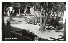 Padua Hills CA Claremont CA Area Frasher's Real Photo Postcard