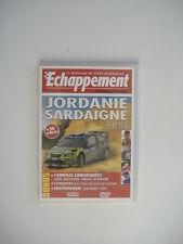 DVD collection ECHAPPEMENT - JORDANIE & SARDAIGNE WRC 2008