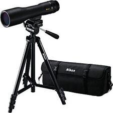 Nikon Prostaff 3 16-48x60 Straight Viewing Spotting Scope From Japan