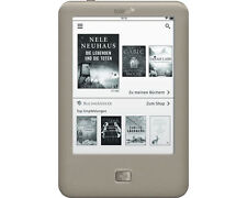 Tolino Page 6 Zoll E Book Reader E Ink Display Touchscreen 4GB Speicher WLAN