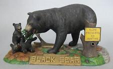 Atlantis North American Black Bear 1/10 Model Kit new in the box Aurora reissue