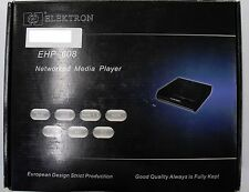 New Elektron EHP-608 Mini 1080P Networked Media Player with Remote