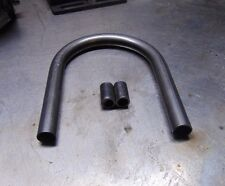"CAFE RACER TRACKER BRAT STYLE SEAT FRAME HOOP LOOP  203mm 8"" WIDE"