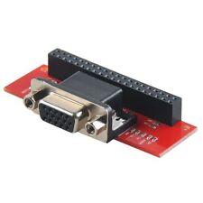 Raspberry PI VGA 666 VGA666 Adapter Board for Raspberry Pi 3 Model B/ Pi 2/ B+/A