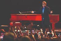 Elton John Photo High quality Reproduction Free Domestic Shipping