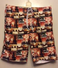 """mens board shorts size L 34"""" waist unstretched"""