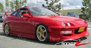 94-01 Acura Integra BX Style Side Skirts (2DR/4DR) JDM USA CANADA DC2