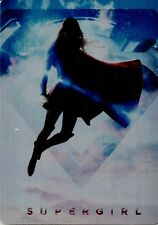 Supergirl, Philly Non-Sports Card Show Metal Promo Card P1