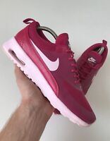 Nike Air Max Thea Women's Size UK 7 US 9.5 599409-605 Pink Shoes Trainers