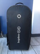 Bugaboo Wheeled Transport Travel Bag with wheels bags