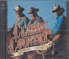 Classic Country 1975 - 1979 2CD Time Life NEW Glen Campbell Dr Hook Dolly Parton