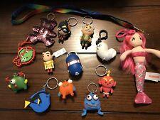 Random Toy Figure Keychains