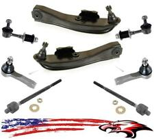 Front Lower Control Arms Sway Bar Links & Tie Rods for Nissan 240SX 1989-1994