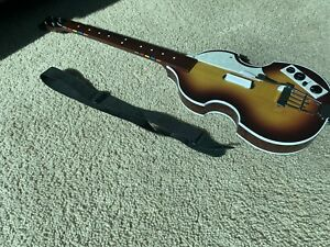 Beatles Hofner Rockband PSGTS3 Guitar Controller Harmonix Sony PlayStation 3 PS3