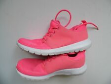 YD Girls Pink Running Shoes / Trainers Size UK 2 / EU 35 - FREE POST