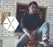 EXO Love Me Right romantic universe D.O. Ver. CD Japan