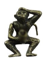 Colgante Amuleto Thai Erótico Mono Manual Articulado -fetiche Sexual 582 -W83