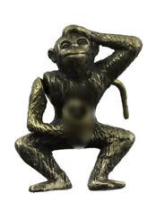 Pendant Amulet Thai Erotic Monkey Hand Articulated -fetish Sexual 582 -w83