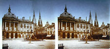 Photographie Cathédrale Saint-André de Bordeaux Place de la mairie vers 1920